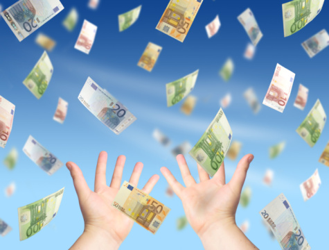 Geld mit Sofortauszahlung 200 Euro heute leihen